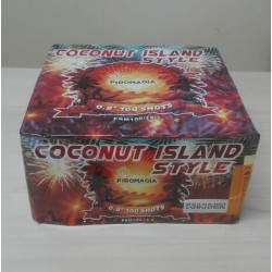 COCONUT ISLAND STYLE  100...